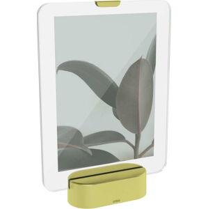 LED rámeček na fotografii se základem ve zlaté barvě Umbra Glo, 13x18cm