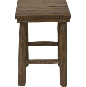 Dřevěná stolička HSM collection, 30 x 50 cm