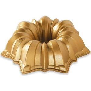 Forma na bábovku ve zlaté barvě Nordic Ware Solera, 1,2l