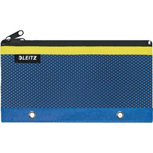 Modrý textilní penál Leitz