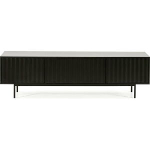 Černý televizní stolek Teulat Sierra