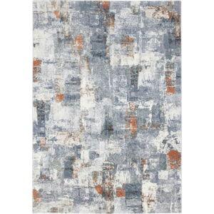 Modro-krémový koberec Elle Decor Arty Miramas, 200 x 290 cm