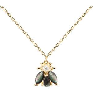 Pozlacený náhrdelník PD Paola Zaza Gold