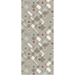 Běhoun Floorita Diamond Multi, 60 x 140 cm