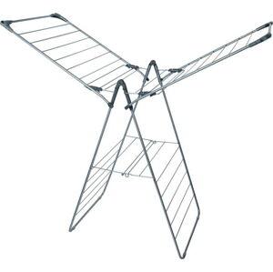 Sušák na prádlo Addis 13,5M Large X Wing Airer Graphite Metallic
