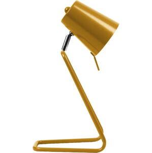 Žlutá stolní lampa Leitmotiv Z