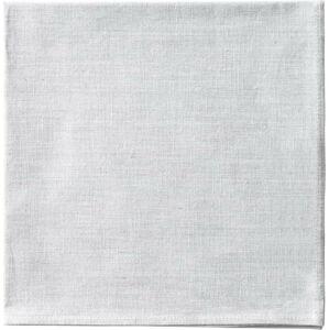 Světle šedý bavlněný ubrousek Blomus, 42x42cm