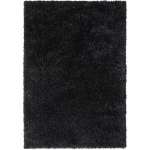 Černý koberec Flair Rugs Sparks, 120 x 170 cm