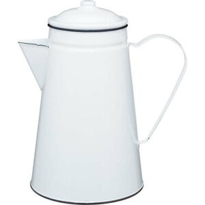 Smaltovaná konvice na kávu Kitchen Craft Living Nostalgia, 2 l