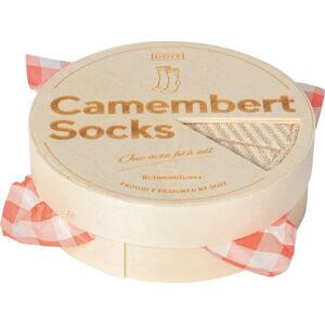 Ponožky DOIY Camembert, vel. 36 - 46