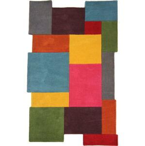 Vlněný koberec Flair Rugs Illusion Collage,120x180cm