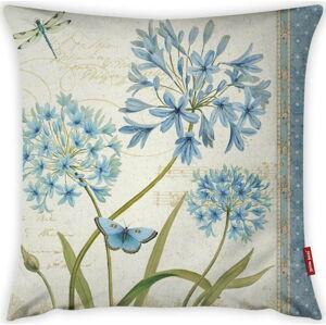 Povlak na polštář Vitaus Russado Azul Dos, 43 x 43 cm