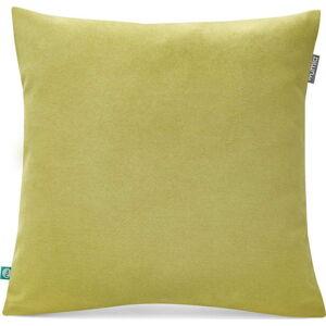 Zelený povlak na polštář Mumla Lyra, 45 x 45 cm