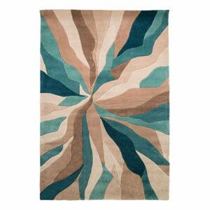 Modrý koberec Flair Rugs Splinter, 160x220cm