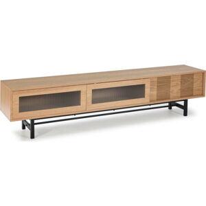 TV komoda v dřevěném dekoru Marckeric Malena
