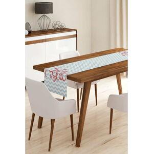 Běhoun na stůl z mikrovlákna Minimalist Cushion Covers Sun&Sea, 45x145cm