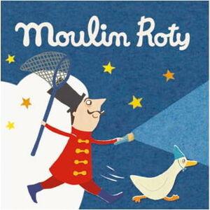 Dětské promítací kotoučky Moulin Roty Cirkus