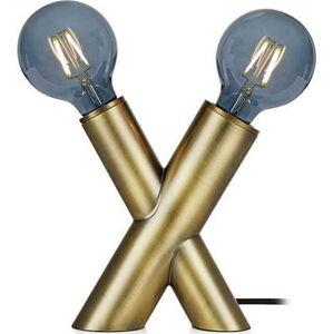 Stolní lampa ve zlaté barvě Markslöjd Stimul