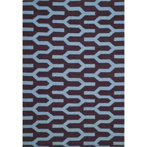 Vlněný koberec Safavieh Karina, 182 x 121 cm