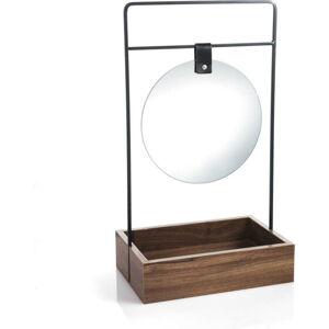 Stolní zrcadlo Tomasucci Billa, 30x20x53cm