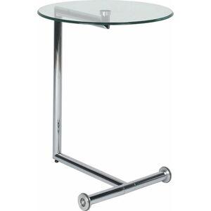 Odkládací stolek Kare Design Easy Living Klar, ⌀46cm