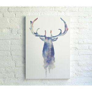 Obraz na plátně Really Nice Things Ciervo Acuarela, 50 x 70 cm