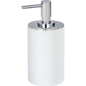 Bílý keramický dávkovač mýdla Wenko Polaris Neo