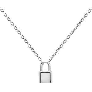 Stříbrný náhrdelník PD Paola Bond Silver