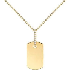 Pozlacený náhrdelník PD Paola Talisman Gold