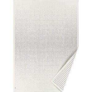 Bílý oboustranný koberec Narma Helme White, 100 x 160 cm