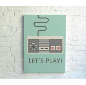 Obraz na plátně Really Nice Things Games, 50 x 70 cm