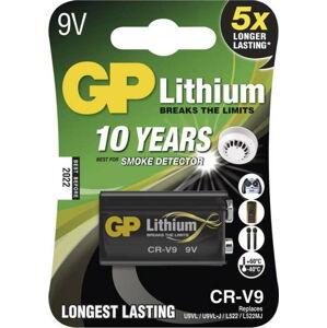 Lithiová baterie EMOS GP 9V