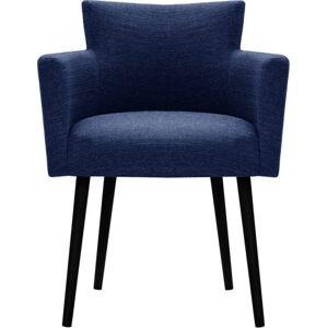 Modrá židle Corinne Cobson Billie