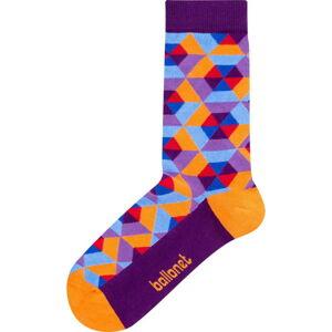 Ponožky Ballonet Socks Hive, velikost41–46