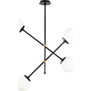 Černé závěsné svítidlo Opviq lights Best