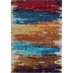 Koberec Eco Rugs Colourful Abstract, 120 x 180 cm