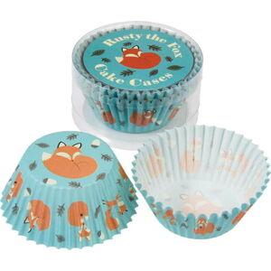 Sada 50 košíčků na muffiny Rex London Rusty The Fox