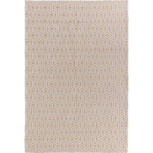 Béžovo-žlutý bavlněný koberec Flair Rugs Bombax, 192 x 290 cm