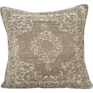 Světle hnědý bavlněný polštář LABEL51 Vintage