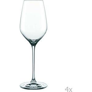 Sada 4 sklenic na bílé víno z křišťálového skla Nachtmann Supreme White Wine, 300 ml