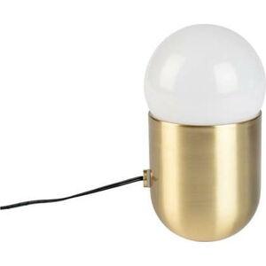 Stolní lampa ve zlaté barvě Zuiver Gio