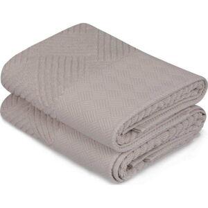 Sada 2 ručníků Madame Coco Alice, 50 x 90 cm