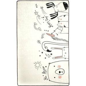 Dětský koberec Be Happy, 100x160cm