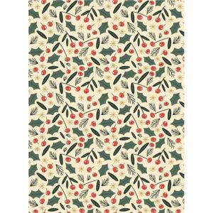Balící papír eleanor stuart Winter Floral