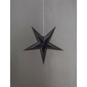 Černá vánoční dekorace Star Trading Diva