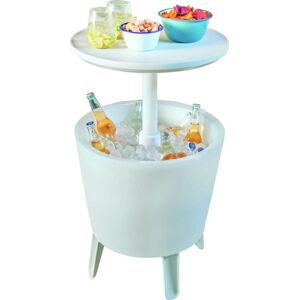 Svítící zahradní barový stolek Keter Cool Little