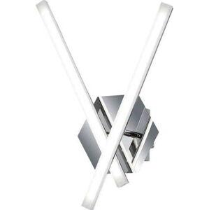 Nástěnné LED svítidlo Trio Sandro, výška 50 cm