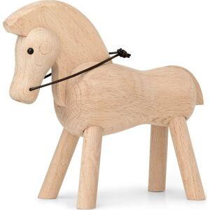 Soška z masivního bukového dřeva Kay Bojesen Denmark Horse