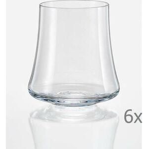 Sada 6 sklenic na whisky Crystalex Xtra,350ml