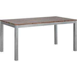 Jídelní stůl z masivního akáciového dřeva Støraa Congo,90x200cm